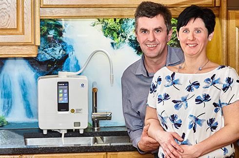 Kangenwasserexperten Christian und Christine Eßletzbichler, Purgstall, NÖ